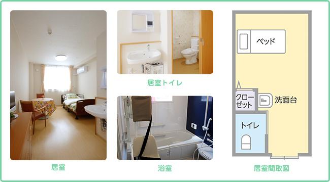 居室イメージ写真